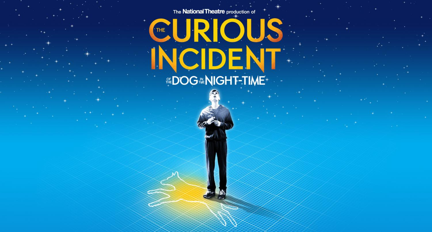 Waltham High School Play – The Curious Incident Of The Dog in the Night-Time