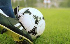 Loving the Sport and the Team: Girls' Varsity Soccer