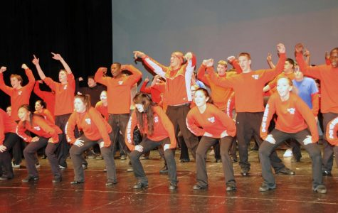 SENIOR REVUE REVIEW